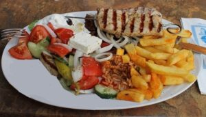 Grill Platte